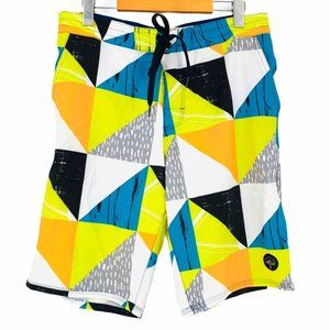 NEW Ripzone Size 32 Board Shorts Swim Trunks